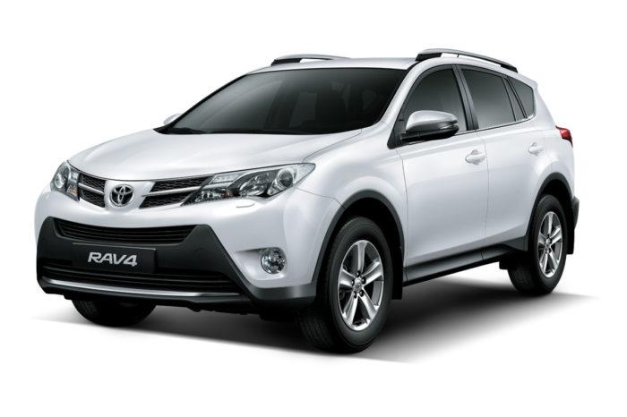 Аренда Toyota RAV4 (АКП)