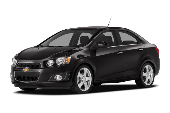Аренда Chevrolet Aveo (АКП)
