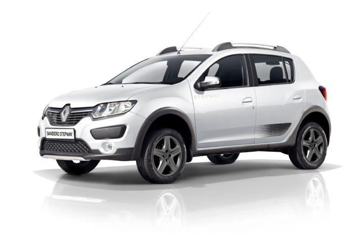 Аренда Renault Sandero Stepway (АКП)