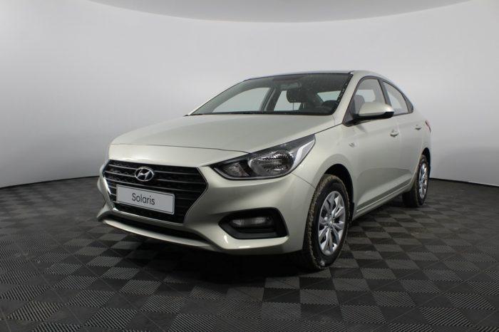 Аренда Hyundai Solaris 2018 (АКП)