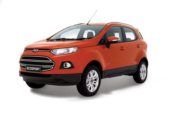Аренда Ford EcoSport (АКП)