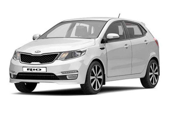 Аренда Kia Rio hatchback (АКП)