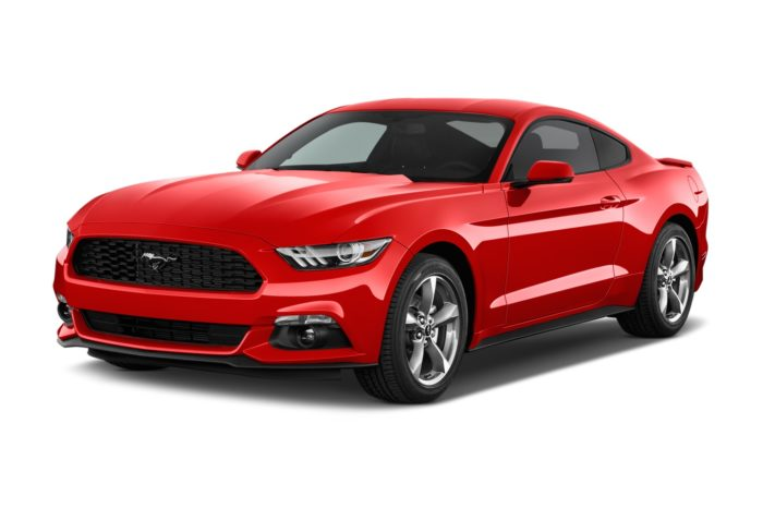 Аренда Ford Mustang Coupe 2016 (АКП)