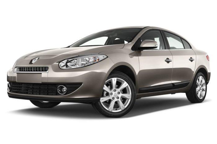 Аренда Renault Fluence (МКП)