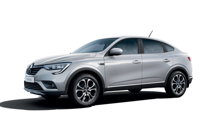 Аренда Renault Arkana (АКП)