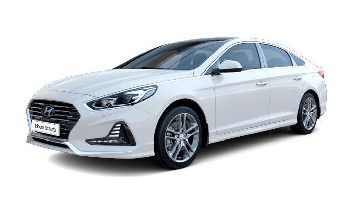 Аренда Hyundai Sonata 2018 (АКП)