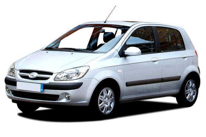 Аренда Hyundai Getz (АКП)