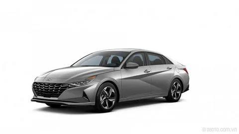 Hyundai Elantra 2021 (АКП)