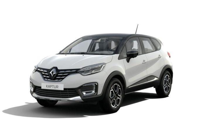 Аренда Renault Kaptur 2018 (АКП)