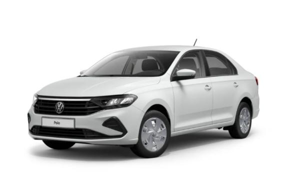 Volkswagen Polo 2021 (АКП)