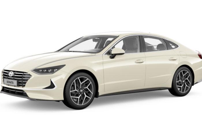 Hyundai Sonata 2021 (АКП)