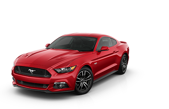 Ford Mustang 2016 (АКП)